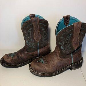 Ariat boots for women 7.5B
